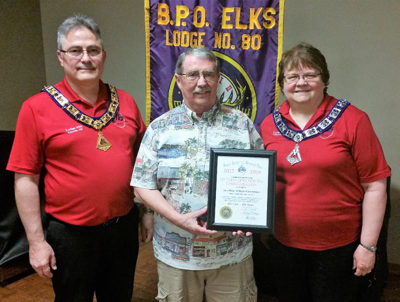Awards - Lincoln Elks Lodge #80 - Lincoln, NE